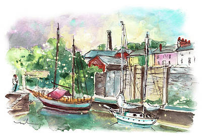 Painting - Charlestown 06 by Miki De Goodaboom