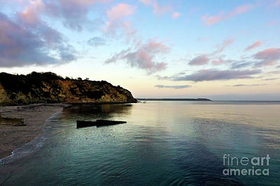 Photograph - Charlestown Sunset East by Terri Waters