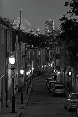 Photograph - Charlestown View Of Boston by Juergen Roth