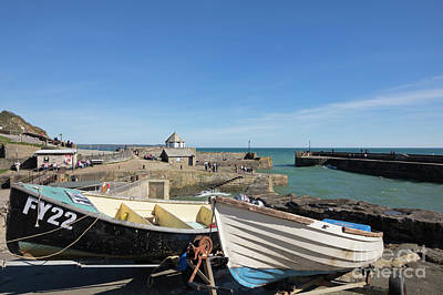 Photograph - Charlestown's Outer Harbour by Terri Waters