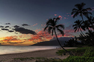 Photograph - Charley Young Beach Sunset by Pierre Leclerc Photography