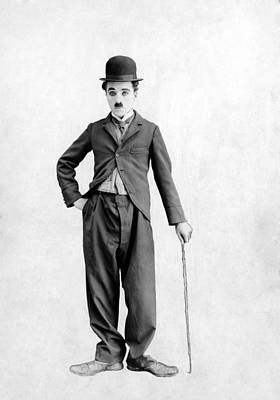 Charlie Chaplin, 1925 Art Print by Everett