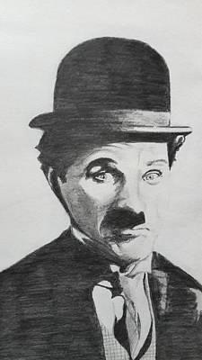 Charlie Chaplin Original by Premnath Mohan