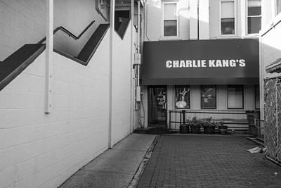 Photograph - Charlie Kangs by John McGraw