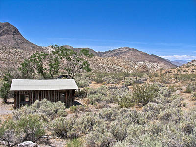 Charles Manson Photograph - Charlie Manson Hideout by Backcountry Explorers