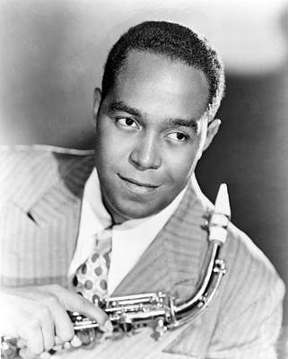 Yardbirds Photograph - Charlie Parker, Yardbird, 1920-1955 by Everett