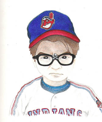 Charlie Sheen A.k.a Rick Vaughn Original by Gerard  Schneider Jr