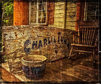 Photograph - Charlie Tuna by Thom Zehrfeld