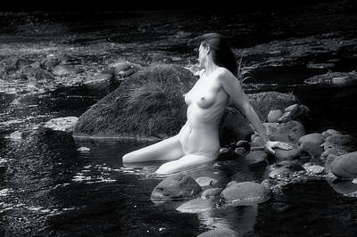 Charliegirl Nude Art Print