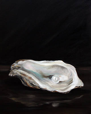 Recently Sold - Still Life Royalty-Free and Rights-Managed Images - Charlies Pearl by Mary Sparrow