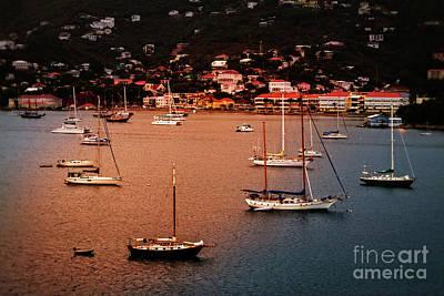 Charlotte Amalie Photograph - Charlotte Amalie, St. Thomas by Jarrod Erbe