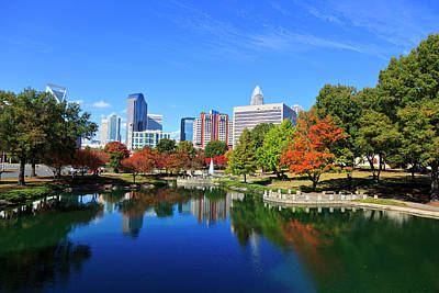 Photograph - Charlotte In The Fall by Jill Lang