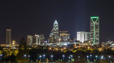 Charlotte Night Art Print