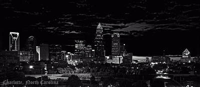 Photograph - Charlotte North Carolina by Chris Flees