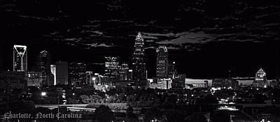 Charlotte Fine Art Photograph - Charlotte North Carolina by Chris Flees