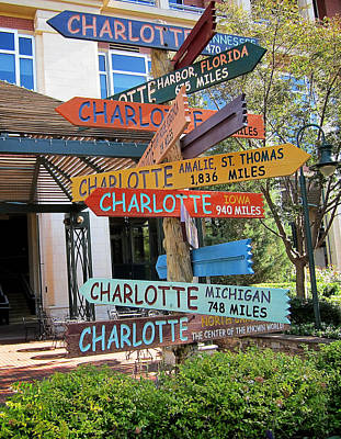 Photograph - Charlotte Where Are You? by Mary Lee Dereske