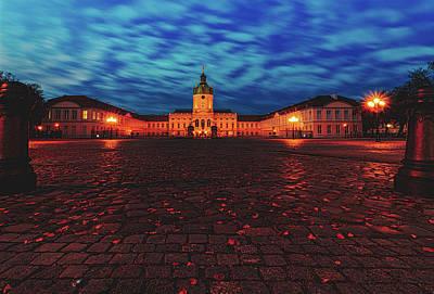 Photograph - Charlottenberg Palace by Pixabay