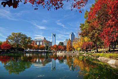 Photograph - Charlotte's Marshall Park by Jill Lang