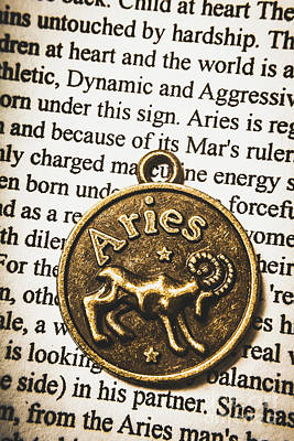 Stars Photograph - Charm Of Aries by Jorgo Photography - Wall Art Gallery