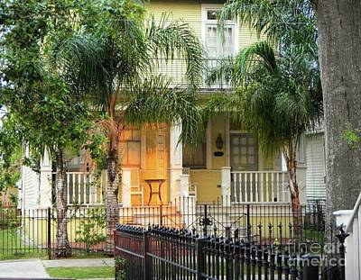 Photograph - Charming Corner House by Rosanne Licciardi