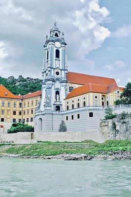 Photograph - Charming Durnstein On The Danube by Kirsten Giving