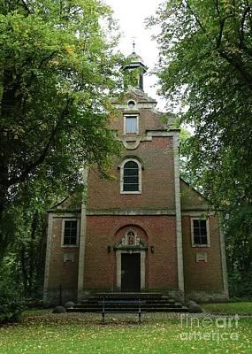 Photograph - Charming Tervuren Chapel by Carol Groenen