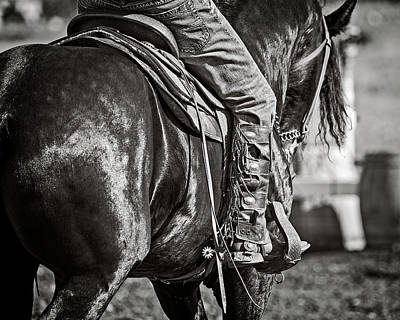 Photograph - Charro by Wes and Dotty Weber