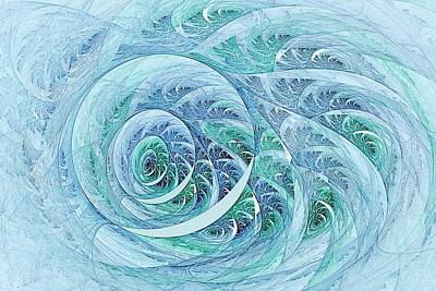 Digital Art - Charybdis by Doug Morgan