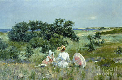 Impressionist Photograph - Chase: Fairy Tale, 1892 by Granger