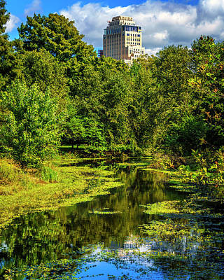 Photograph - Chase Park Plaza - Forest Park 7r2_dsc1330_16-09-28 by Greg Kluempers
