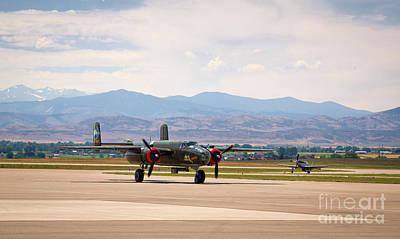 Photograph - Chase Plane by Jon Burch Photography