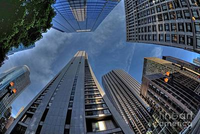 Photograph - Chase Towering by David Bearden