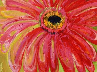 Painting - Chase's Flower by Jill Tennison