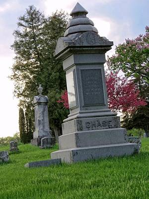 Photograph - Chase's Memorial by Kyle West