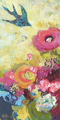 Painting - Chasing Joy by Shelli Walters