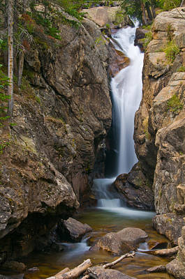 Photograph - Chasm Falls by Gary Lengyel