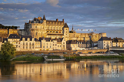 Photograph - Chateau Amboise by Brian Jannsen