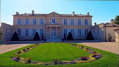 Photograph - Chateau Branaire Ducru by Betty Buller Whitehead