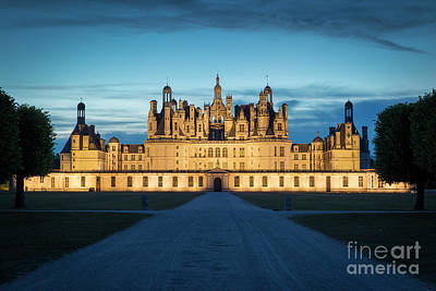 Photograph - Chateau Chambord Drive by Brian Jannsen