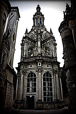 Photograph - Chateau Chambord by Susie Weaver