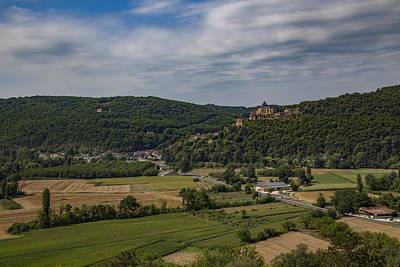 Photograph - Chateau De Castelnaud  by Georgia Fowler
