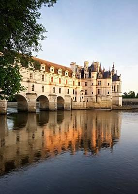 Photograph - Chateau De Chenonceau by Stephen Taylor