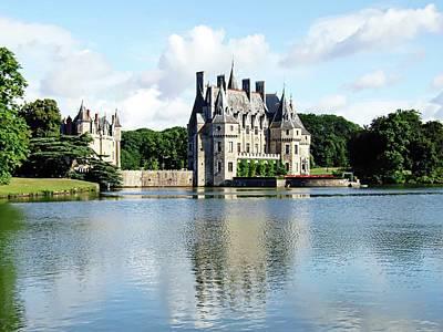 Photograph - Chateau De La Bretesche - Missillac, France by Joseph Hendrix