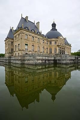 Photograph - Chateau De Vaux-le-vicomte by Stephen Taylor