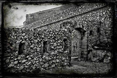 Photograph - Chateau D'if by Hugh Smith