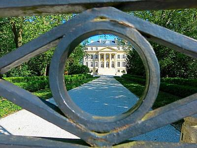 Photograph - Chateau Margaux by Betty Buller Whitehead
