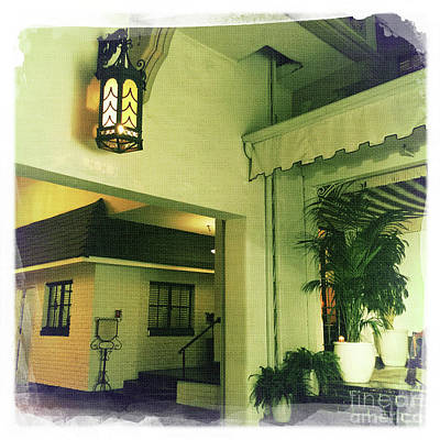 Photograph - Chateau Marmont by Nina Prommer