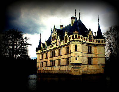 Photograph - Chateau Of Azay Le Rideau by Susie Weaver