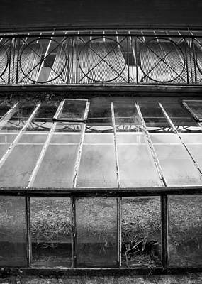 Vevey Photograph - Chateau Series, Greenhouse 2 by Colleen Williams