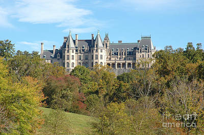 Photograph - Chateauesque Style Mansion by Dale Powell